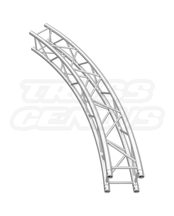 SQ-C6-45 F34 Square Truss Circle Arc