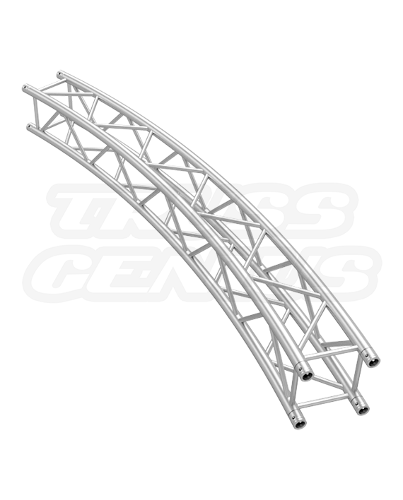 SQ-C10-30 10-Meter Square Truss Circle Arc
