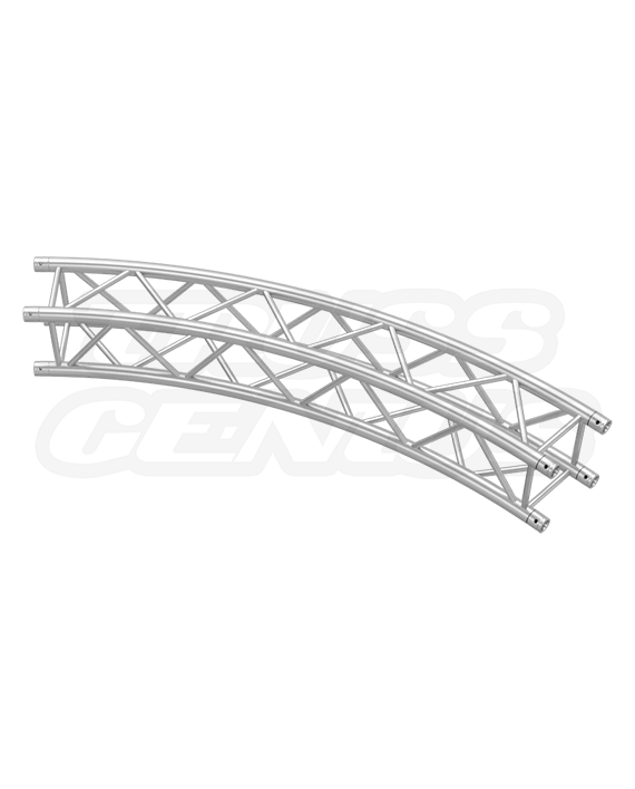 SQ-C5-45 5-Meter Square Truss Circle Arc