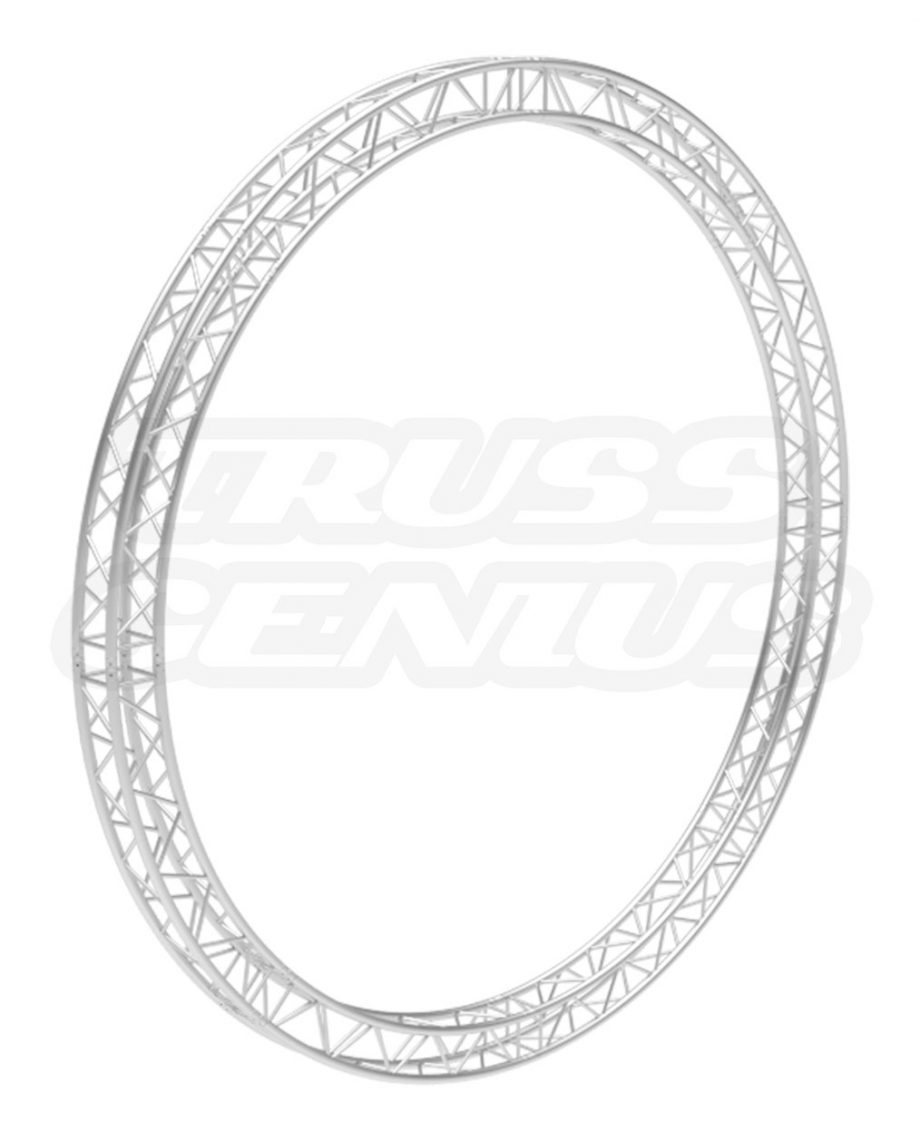 SQ-C5-45 Global Truss 16.40-Foot F34 Square Truss Circle F34R25-45