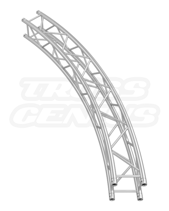 SQ-C7-45 7-Meter Square Truss Circle Arc