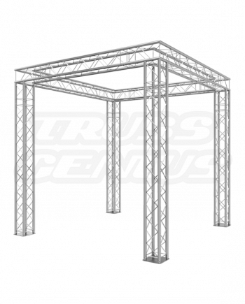8x8 F24 Truss Trade Show Booth