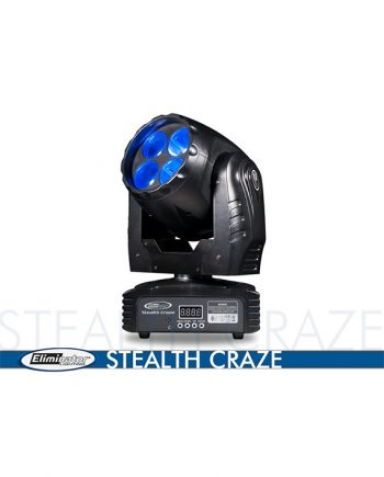 Stealth Craze LED Moving Head