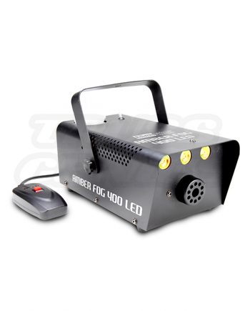 Amber Fog 400-LED, Fog Machine