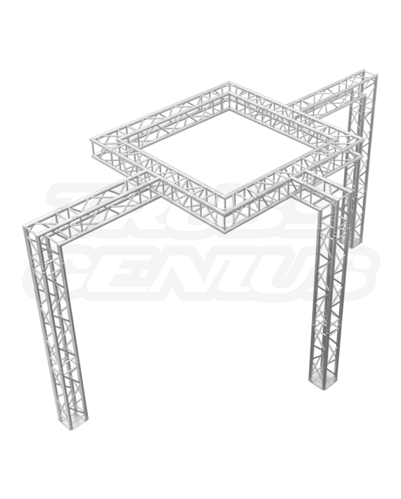 10x20 Motion Capture Truss System