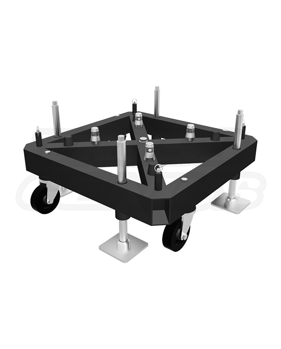 Ground Support Base for F34 Square Truss