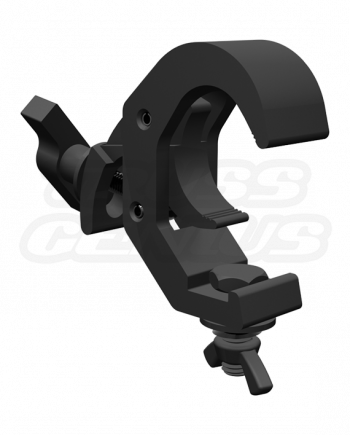 Black Quick Rig Clamp