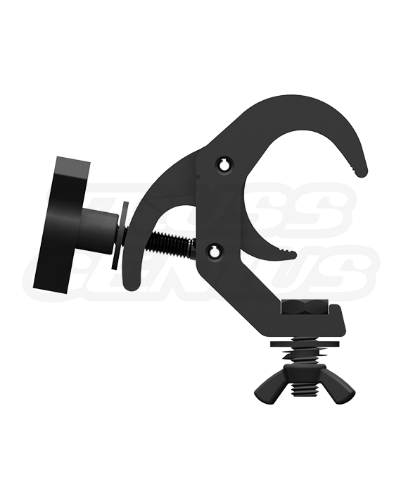 Black Quick Rig Clamp CJS3509B