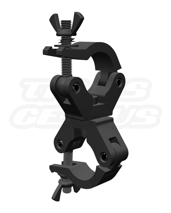 Black X-Pro Swivel Clamp CJS5012(500)B