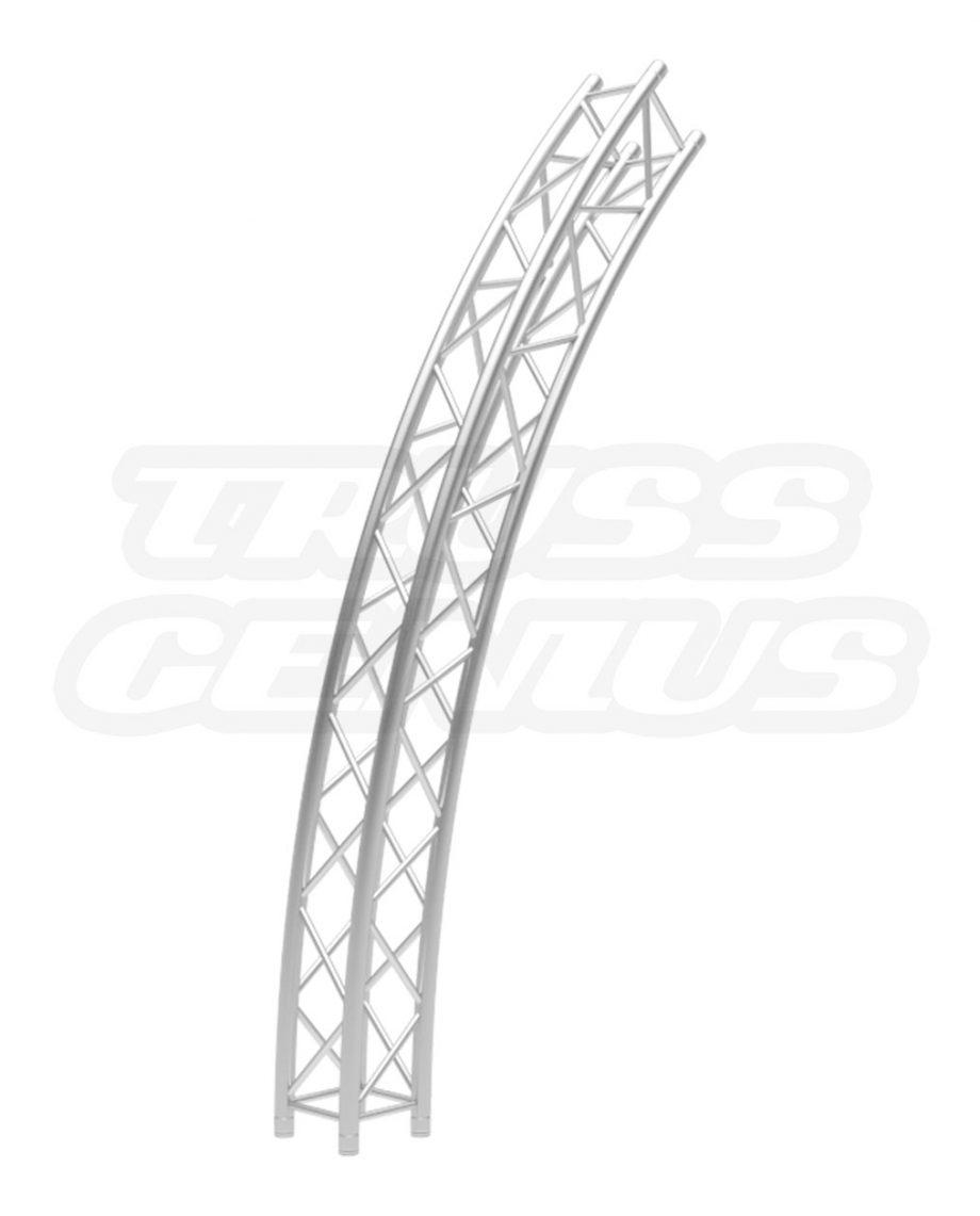 SQ-C8-45 Single Arc Global Truss 8-Meter Circular Truss Single Arc