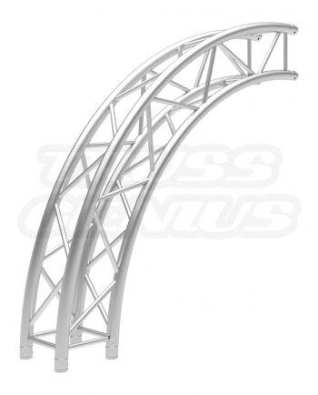 SQ-C3-90 Single Arc Global Truss 3-Meter Single Truss Arc