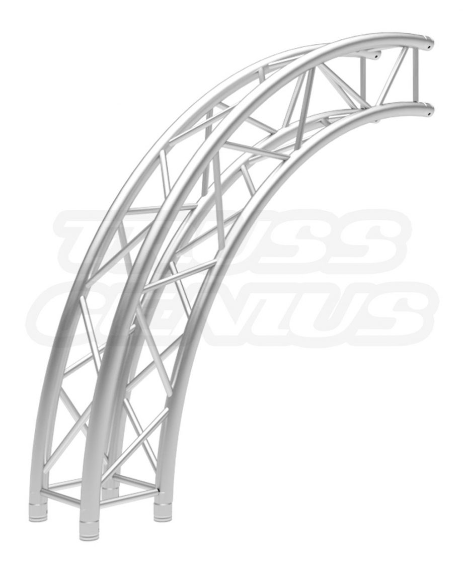 SQ-C3-90 Single Arc Global Truss 3-Meter Single Truss Arc