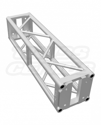 DT-GP4 4-Foot / 12-Inch End Plate Truss | Stage Lighting Equipment
