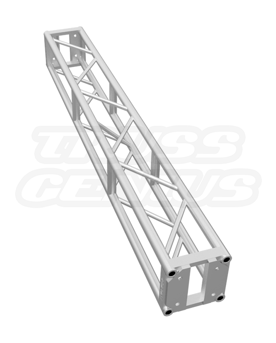 DT-GP8 8-Foot / 12-Inch End Plate Truss | Stage Lighting Equipment