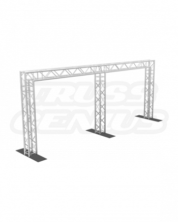 8x20 Tri Post F34 Square Truss System