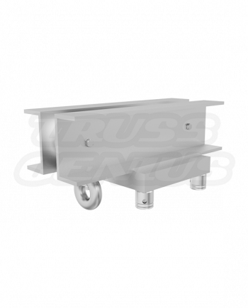GT-TOP/CM Ground Support Top Section for Chain Hoist or Motor