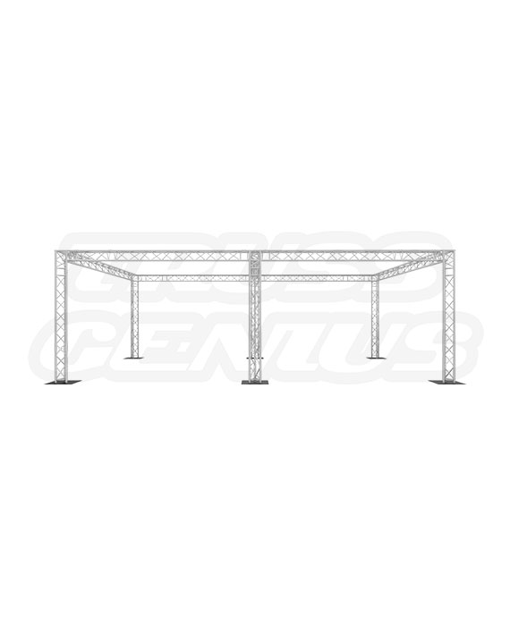 20x30 Triangular Truss System