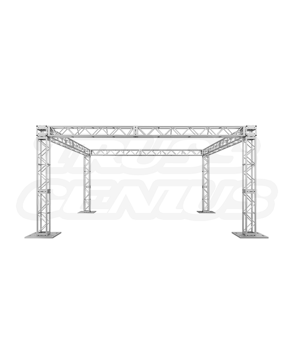 20 x 20 End Plated Truss System