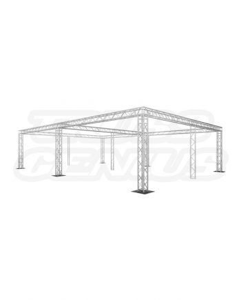 30x40 Truss System for Outdoor Patios