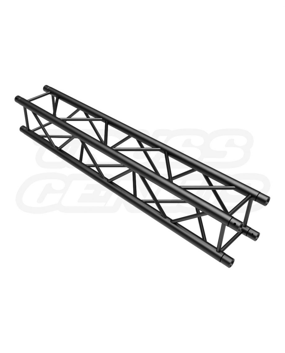 SQ-4111-175 Black Global Truss 5.74-Foot / 1.75-Meter F34 Truss Straight Section