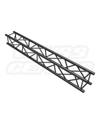 SQ-4112-225 Black Global Truss 7.38-Foot / 2.25-Meter Matte Black F34 Truss Straight Section