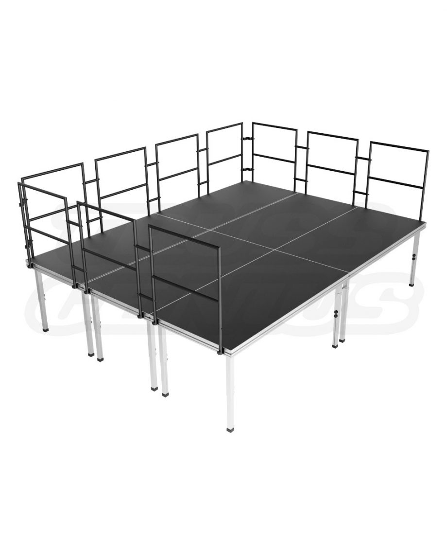 10x13 Stage System
