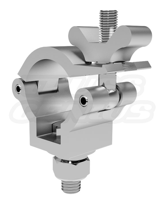 JR Clamp M10SS CJS3501F(M10) Global Truss Clamp with Stainless Steel Hardware